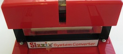 Sizzix System Converter for using the Sizzlit dies