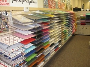 Wall of Paper